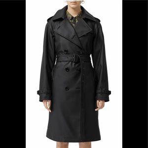 Burberry waterproof trench coat